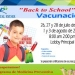 "Vacunas ""Back to School"""